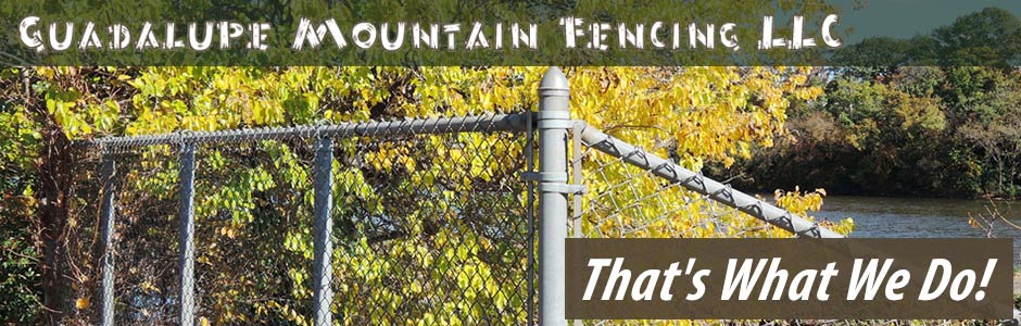 Fence Contractor in Carlsbad NM